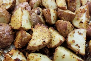 parmesan dijon potatoes