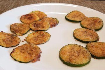 parmesan zucchini rounds