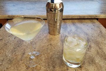 Ginger Pear Martini