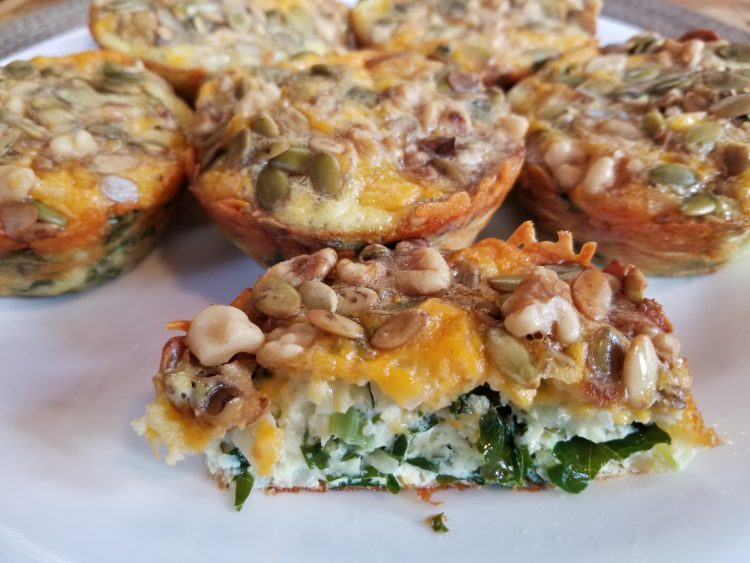 Grace's Egg Muffins
