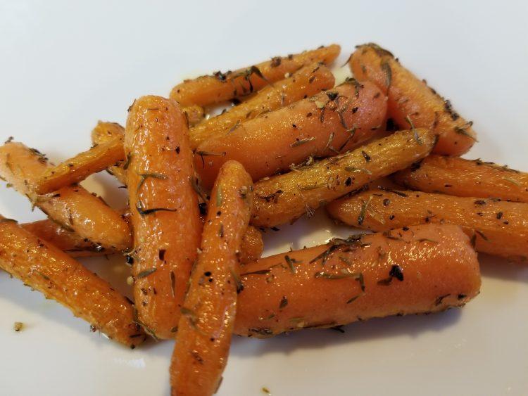 Roasted or Sautéed Carrots