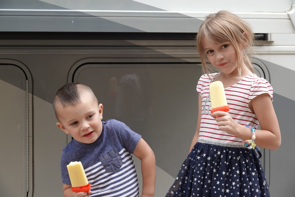 popsicle assistants