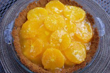 Orange Blossom Pie